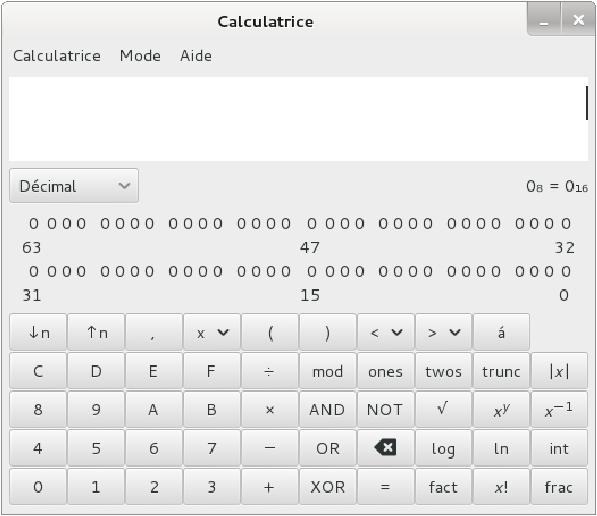 I option binaire informatique